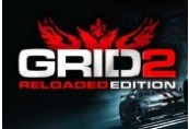 GRID 2 Reloaded Edition South America Steam Gift