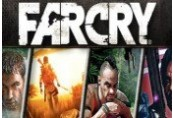 Far Cry Franchise Pack Steam Gift