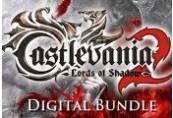 Castlevania: Lords of Shadow 2 Digital Bundle EU Steam CD Key
