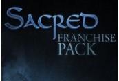 Sacred Franchise Pack RoW Steam CD Key