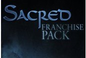 Sacred Franchise Pack RU VPN Required Steam CD Key