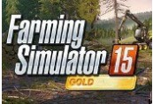 Farming Simulator 15 - Gold DLC Digital Download CD Key