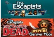 The Escapists + The Escapists: The Walking Dead Deluxe Steam CD Key