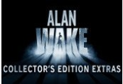 Alan Wake - Collector's Edition Extras DLC Steam CD Key