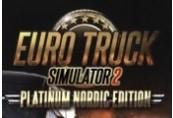 Euro Truck Simulator 2 Platinum Nordic Edition Steam CD Key