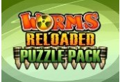 Worms Reloaded - Puzzle Pack DLC Steam CD Key