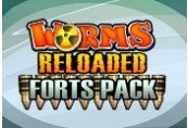 Worms Reloaded - Forts Pack DLC Steam CD Key