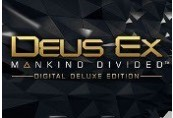 Deus Ex: Mankind Divided Digital Deluxe Edition NA PS4 CD Key