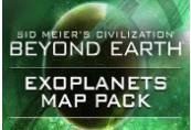 Sid Meier's Civilization: Beyond Earth - Exoplanets Map Pack DLC Steam CD Key