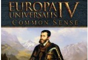 Europa Universalis IV - Common Sense Content Pack Steam CD Key