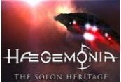 Haegemonia: The Solon Heritage Steam CD Key