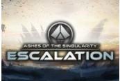 Ashes of the Singularity: Escalation + 3 DLC Steam CD Key