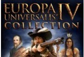 Europa Universalis IV Collection LATAM Steam CD Key