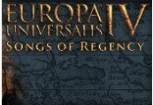 Europa Universalis IV - Songs of Regency Pack RU VPN Required Steam CD Key