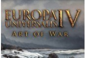 Europa Universalis IV - Art of War Collection Steam CD Key