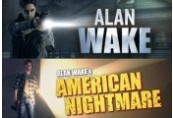 Alan Wake Bundle Steam CD Key