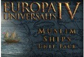 Europa Universalis IV - Muslim Ships Unit Pack DLC Steam CD Key