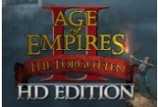 Age of Empires II HD - The Forgotten DLC Steam CD Key