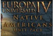 Europa Universalis IV - Native Americans Unit Pack DLC Steam CD Key