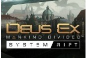 Deus Ex: Mankind Divided - System Rift DLC Steam CD Key