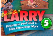 Leisure Suit Larry 5 - Passionate Patti Does a Little Undercover Work Steam CD Key