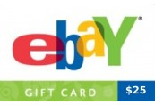 eBay $25 Gift Card US