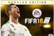 FIFA 18 Ronaldo Edition UK XBOX One CD Key