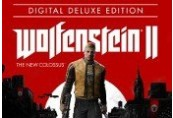 Wolfenstein II: The New Colossus Digital Deluxe Edition US XBOX One CD Key