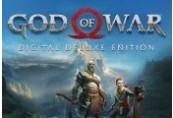 God of War Digital Deluxe Edition US PS4 CD Key