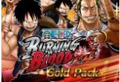 One Piece Burning Blood - Gold Pack DLC Steam CD Key
