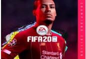 FIFA 20 Champions Edition EN/PL/RU/CZ/TR Languages Only Origin CD Key