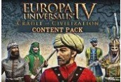 Europa Universalis IV - Cradle of Civilization Content Pack DLC Steam CD Key