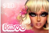 IMVU $10 US Game Card
