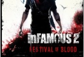 inFAMOUS Festival of Blood PS3 US CD Key