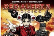 Command & Conquer: Red Alert 3 - Uprising EN Origin CD Key