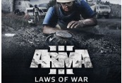 Arma 3 - Laws of War DLC Steam Altergift