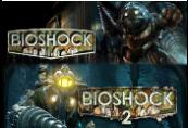 Bioshock + Bioshock 2 Pack Steam CD Key