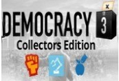 Democracy 3 Collector's Edition EU Steam CD Key