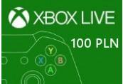 XBOX Live 100PLN Prepaid Card PL