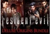 Resident Evil Deluxe Origins Bundle / Biohazard Deluxe Origins Bundle Steam Gift