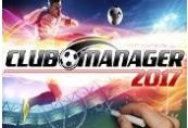 Club Manager 2017 Steam CD Key