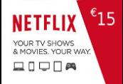 Netflix Gift Card €15 EU
