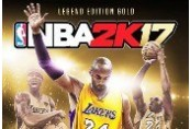NBA 2K17 Legend Gold Edition EU Steam CD Key