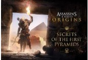 Assassin's Creed: Origins - Secrets of the First Pyramids DLC US PS4 CD Key