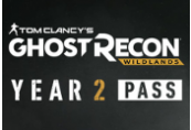 Tom Clancy's Ghost Recon Wildlands - Year 2 Pass XBOX One CD Key