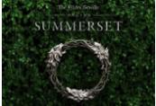 The Elder Scrolls Online Summerset Digital Standard Edition EU Digital Download CD Key