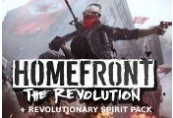 Homefront: The Revolution + Revolutionary Spirit Pack Steam CD Key