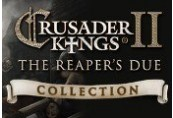 Crusader Kings II - The Reaper's Due Collection RU VPN Required Steam CD Key