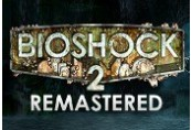 BioShock 2 Remastered EU Steam CD Key