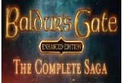 Baldur's Gate: The Complete Saga Steam CD Key